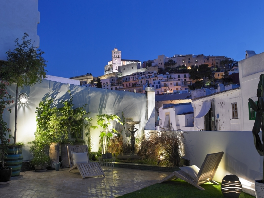 Unique property in Ibiza Town!
