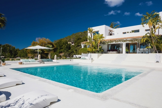 Luxurious villa Mexico for rent!